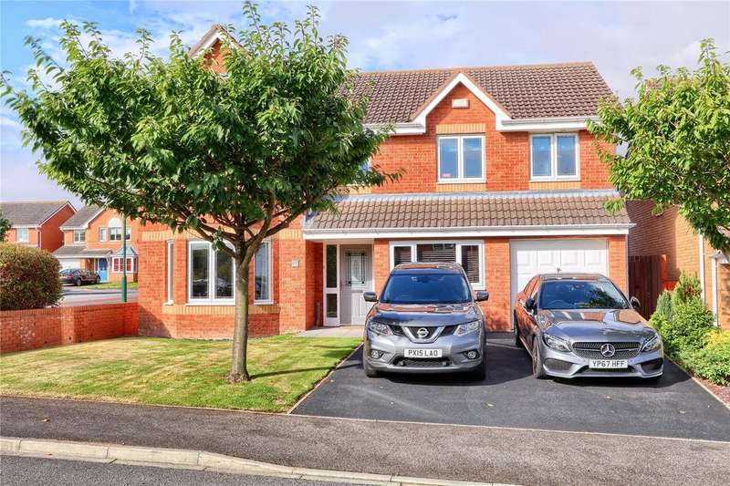 5 Bedrooms Detached House for sale in Woodale Close, Guisborough