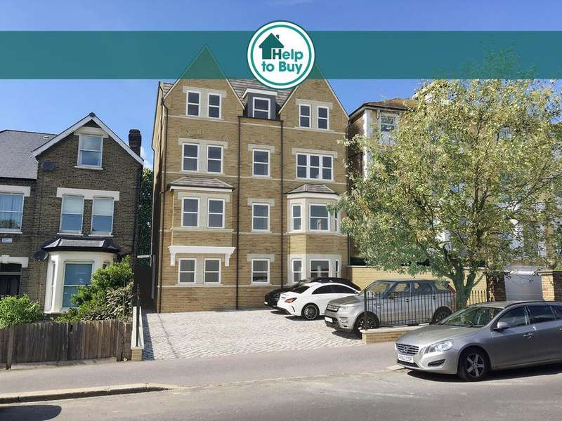 2 Bedrooms Flat for sale in Croydon Road Anerley SE20