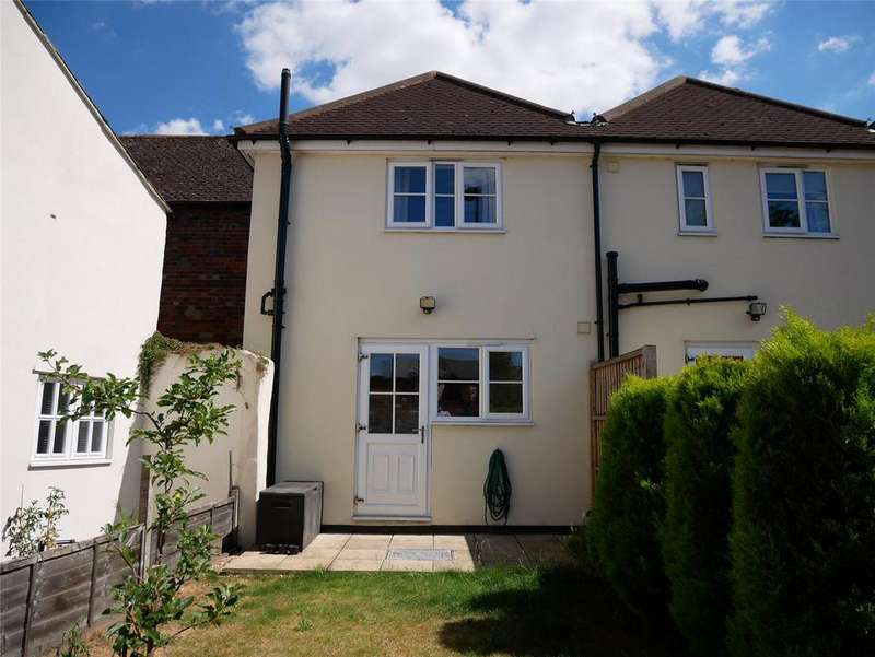 2 Bedrooms Terraced House for sale in Kings Road West, Newbury, Berkshire, RG14