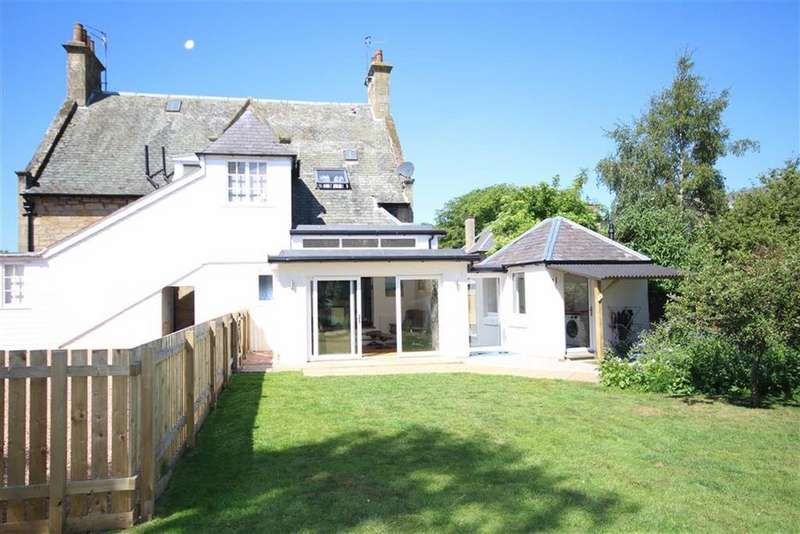 3 Bedrooms Detached House for sale in Knowe Park, 1, West Park Road, Cupar, Fife, KY15