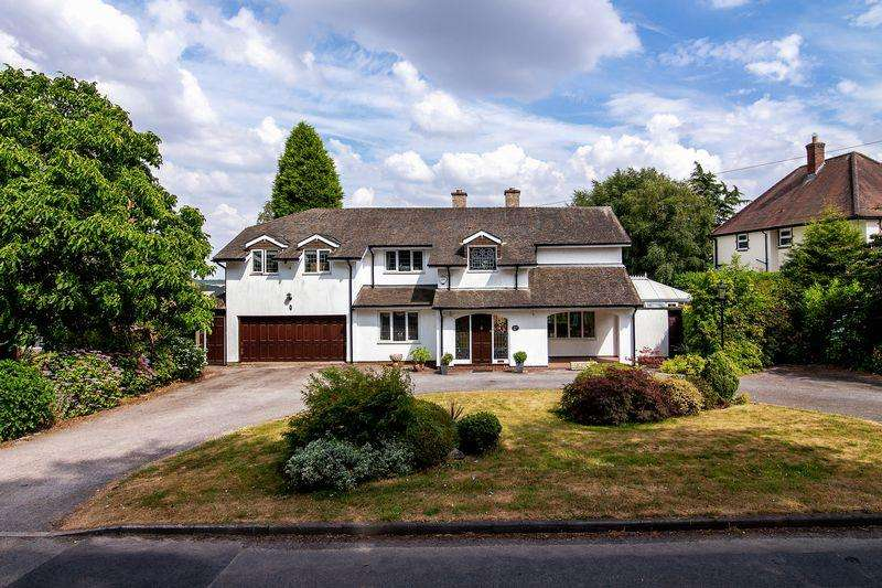 5 Bedrooms House for sale in Hillwood Common Road, Sutton Coldfield