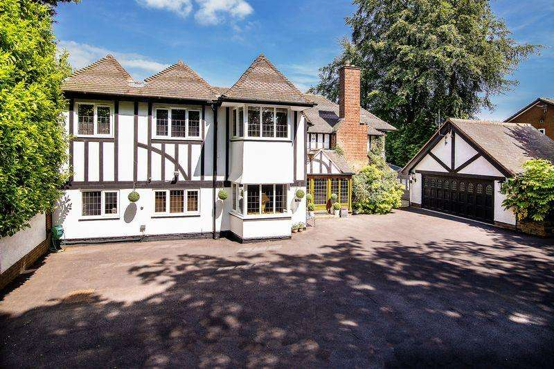 5 Bedrooms House for sale in Lichfield Road, Sutton Coldfield