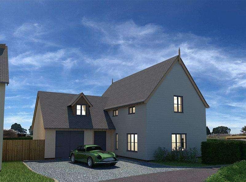 4 Bedrooms Detached House for sale in Hordley Road, Tetchill, Ellesmere