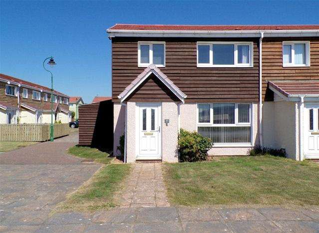2 Bedrooms Terraced House for sale in 50 Sound of Kintyre, Machrihanish, PA28 6GA