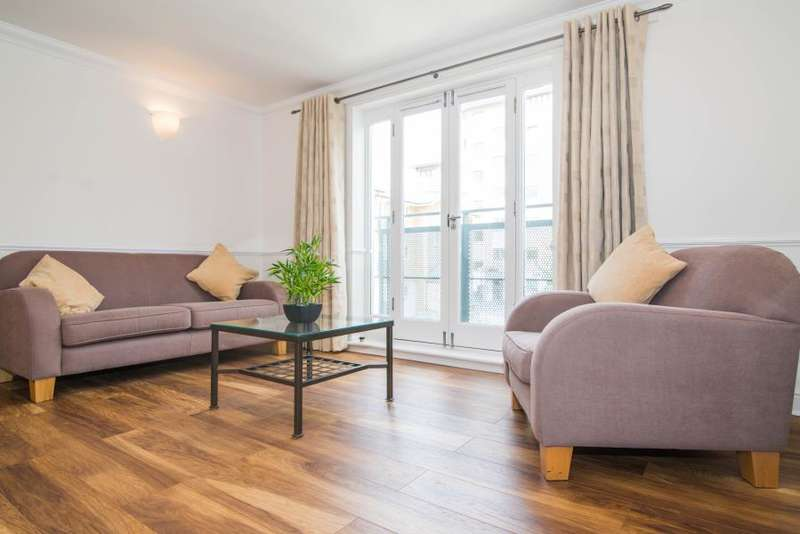 2 Bedrooms Flat for sale in Prices Court, Battersea, SW11