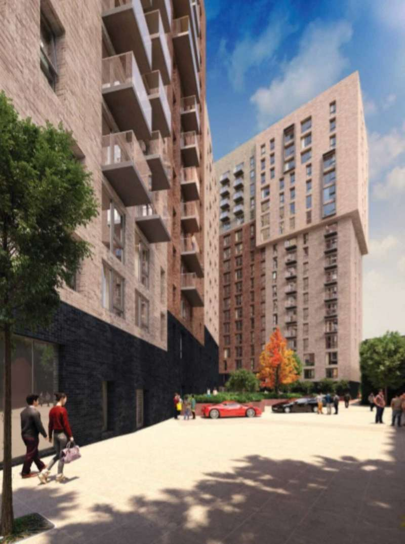 2 Bedrooms Apartment Flat for sale in Affinity Living, Embankment West