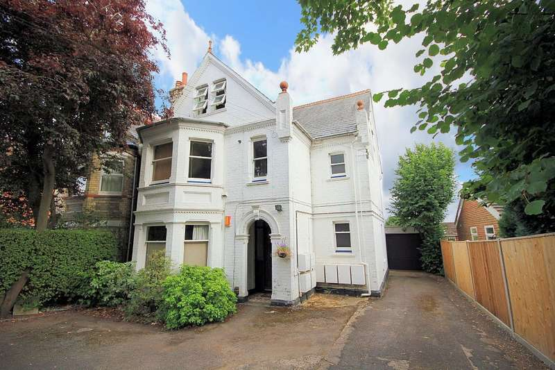1 Bedroom Flat for sale in Henley Road, Caversham, Reading, RG4