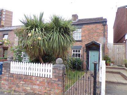 2 Bedrooms End Of Terrace House for sale in Rodick Street, Woolton, Liverpool, Merseyside, L25
