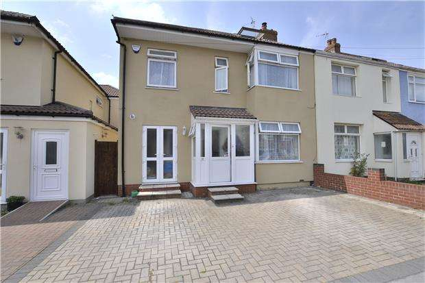 5 Bedrooms Semi Detached House for sale in Bridgman Grove, Filton, Bristol, BS34 7HP