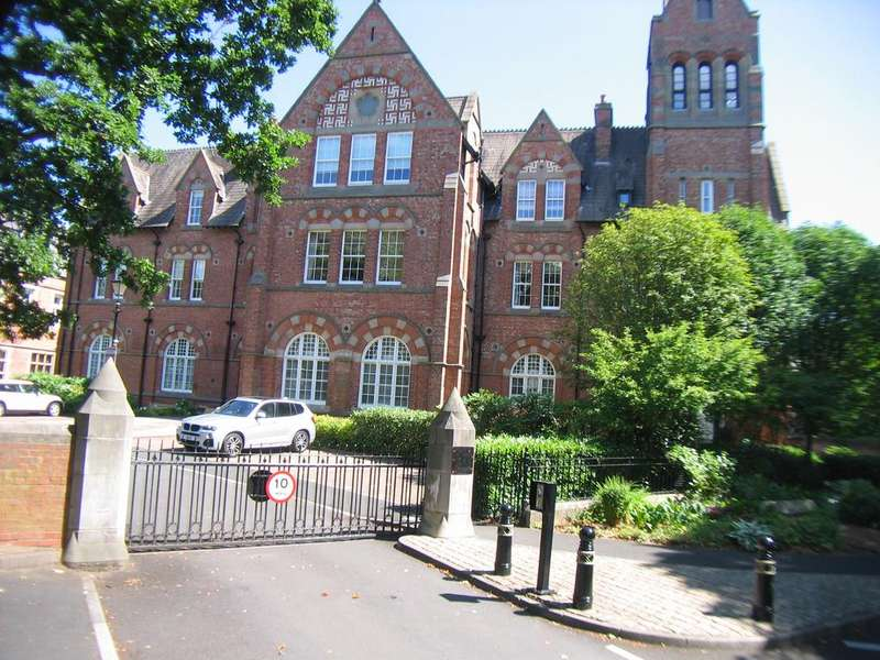 3 Bedrooms Apartment Flat for sale in Princess Mary Court, Jesmond, Newcastle upon Tyne NE2