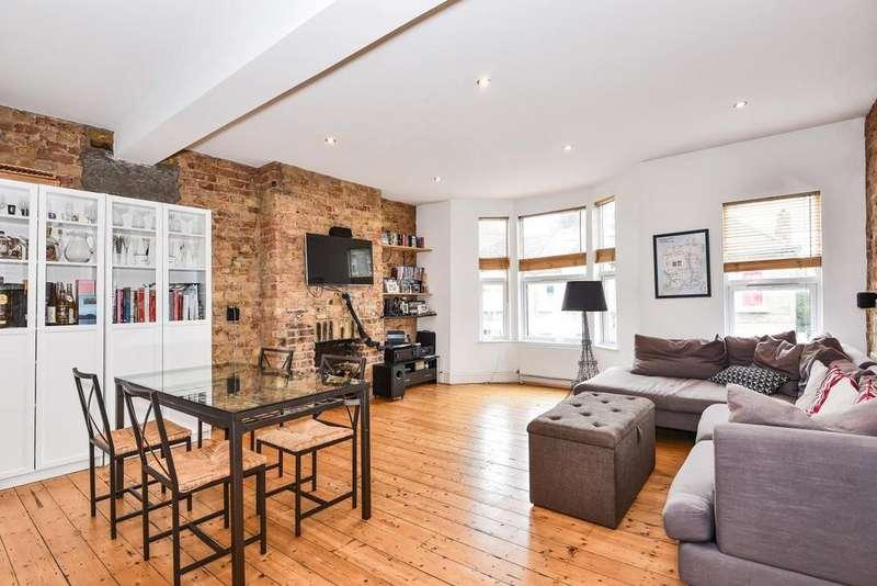 3 Bedrooms Flat for sale in Amott Road, Peckham Rye