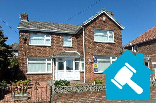 3 Bedrooms Detached House for sale in BROADWAY AVENUE, TRIMDON VILLAGE, SEDGEFIELD DISTRICT