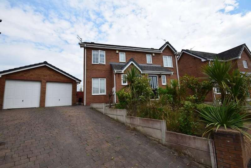 3 Bedrooms Semi Detached House for sale in Whernside Avenue, Moston