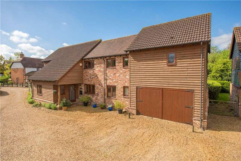 5 Bedrooms Detached House for sale in Hunters Yard, Riseley, Bedfordshire
