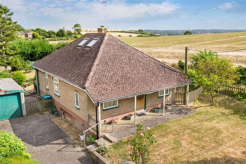 2 Bedrooms Detached Bungalow for sale in The Baulk, Cheddington, Leighton Buzzard, LU7
