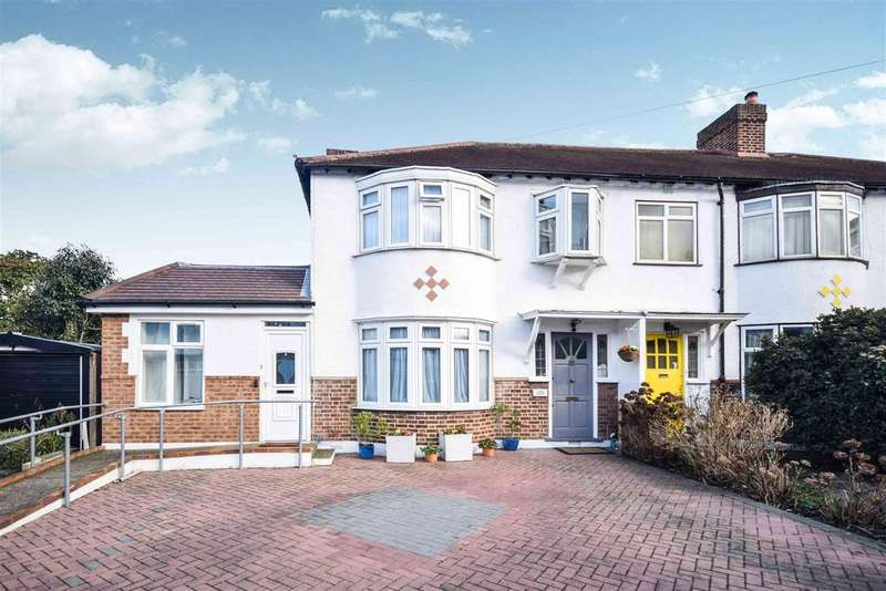 4 Bedrooms House for sale in Monkleigh Road, Morden