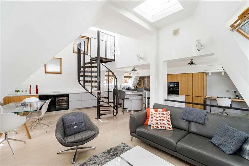 3 Bedrooms Flat for sale in Belsize Lane, Belsize Park, London
