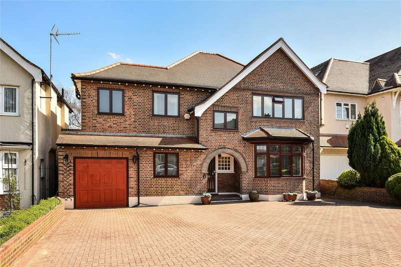 5 Bedrooms Detached House for sale in Langton Avenue, Whetstone