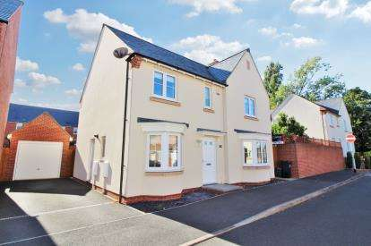 4 Bedrooms Detached House for sale in Hickory Lane, Almondsbury, Bristol