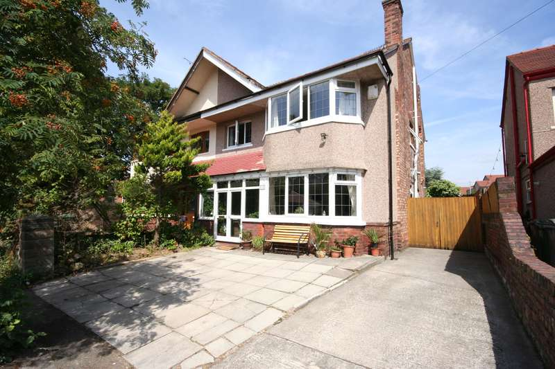 4 Bedrooms Semi Detached House for sale in Treforris Road, Wallasey, CH45 6UP
