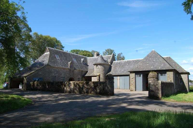 Land Commercial for sale in Rowallan Stables, Rowallan Castle Golf Club, By Kilmaurs, Ayrshire, KA3