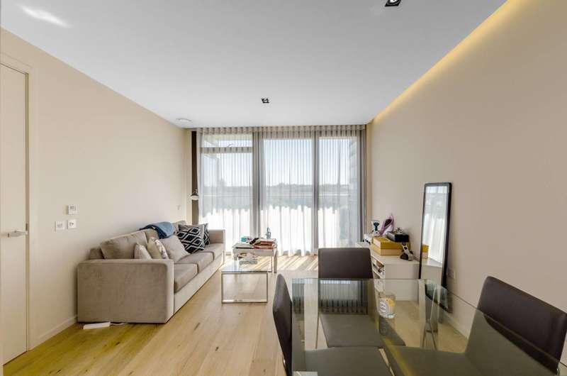 1 Bedroom Flat for sale in York Way, King's Cross, N1C