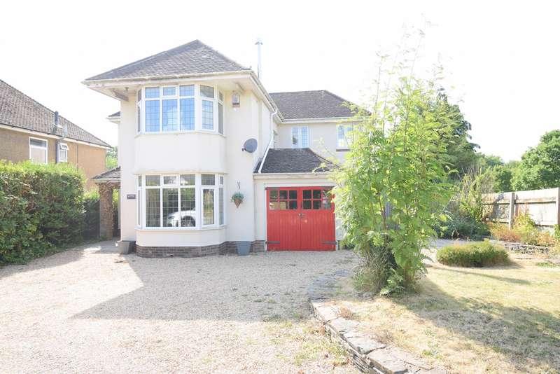 4 Bedrooms Detached House for sale in Newport Road, Llantarnam, CWMBRAN, NP44