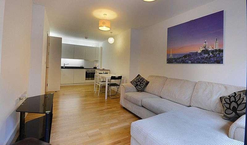 1 Bedroom Flat for sale in Amelia Street, London, SE17