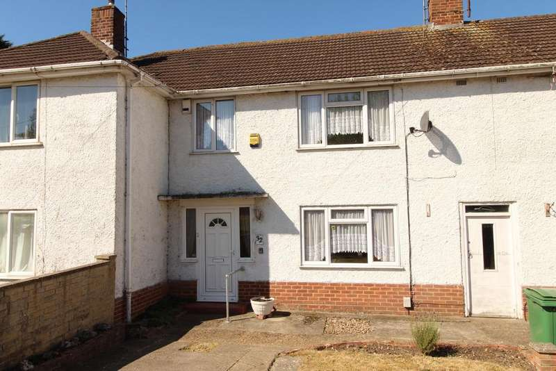 2 Bedrooms Town House for sale in Wentworth Avenue, Reading