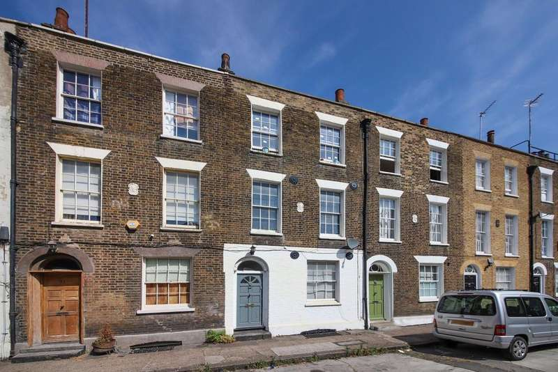 4 Bedrooms House for sale in Mount Terrace, London, E1