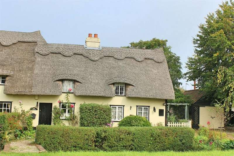 2 Bedrooms Cottage House for sale in Stebbing Green, Stebbing, DUNMOW, Essex