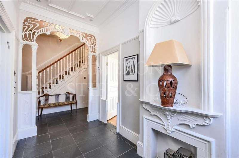 5 Bedrooms Semi Detached House for sale in Melrose Avenue, Willesden Green, London, NW2