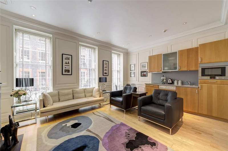 1 Bedroom Apartment Flat for sale in Craven Street, Covent Garden, WC2N