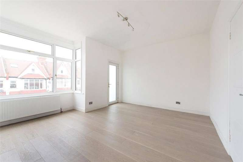 2 Bedrooms Apartment Flat for sale in Broxholm Road, West Norwood, London, SE27