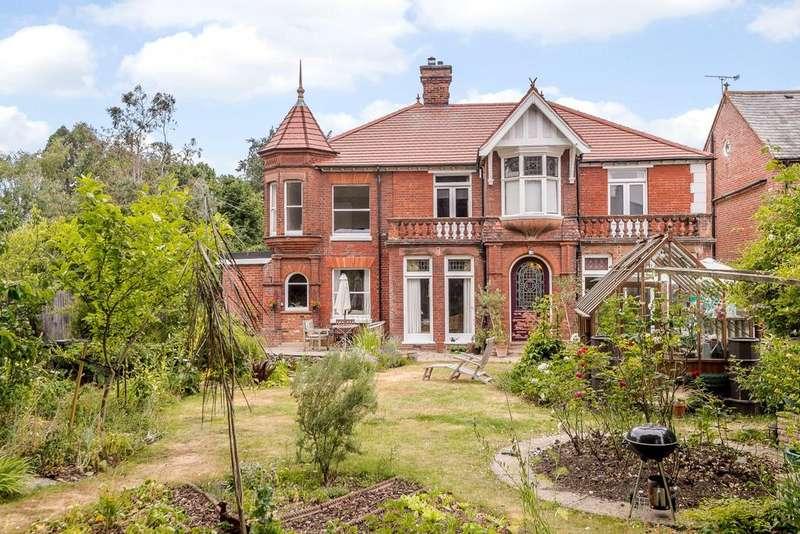 5 Bedrooms Unique Property for sale in Mount Pleasant, Norwich, NR2