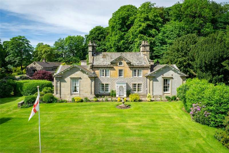 5 Bedrooms Detached House for sale in Masongill, Ingleton, Carnforth, Lancashire, LA6