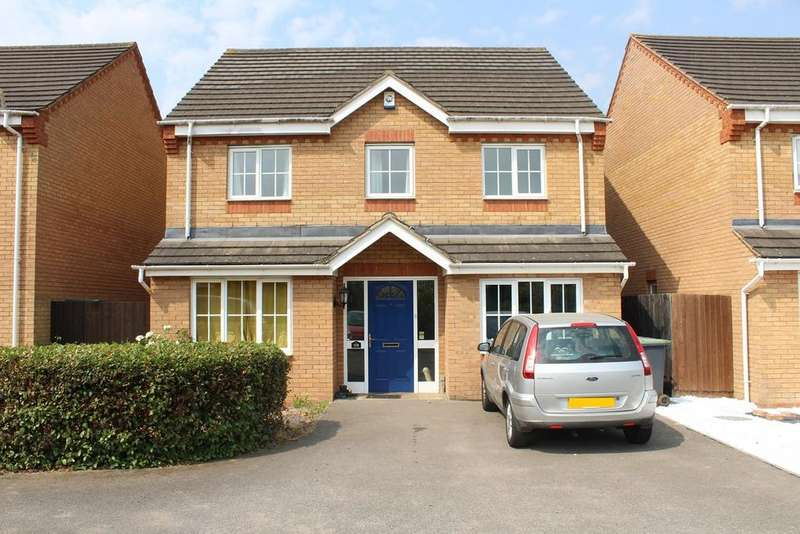 4 Bedrooms Detached House for sale in Brunel Drive, Biggleswade, SG18