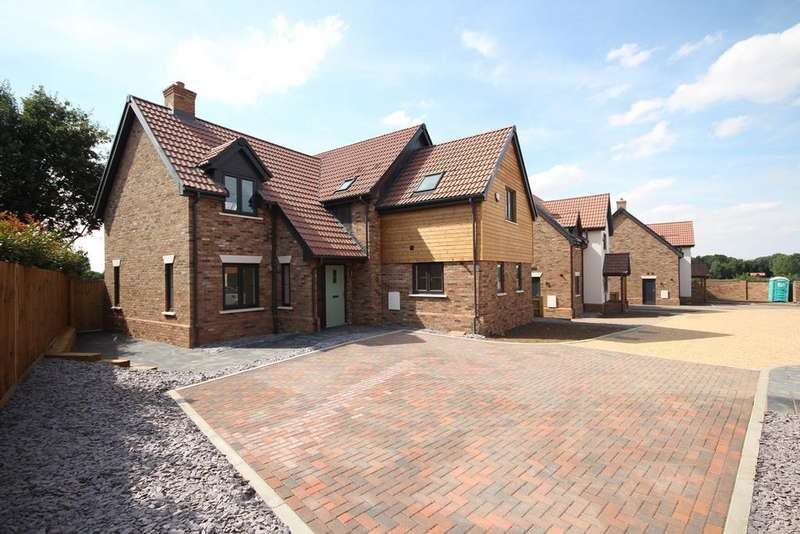 4 Bedrooms Detached House for sale in Pedley Lane , Clifton , SG17