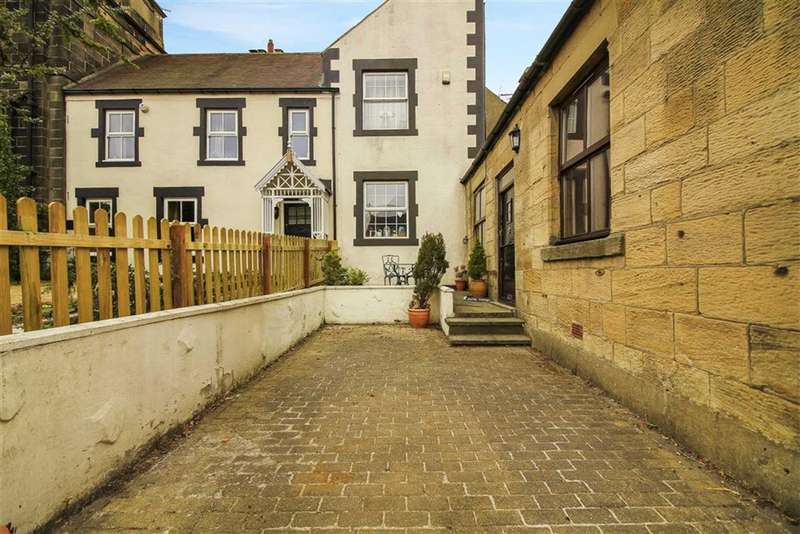 2 Bedrooms Semi Detached House for sale in Front Street, Earsdon, Tyne And Wear