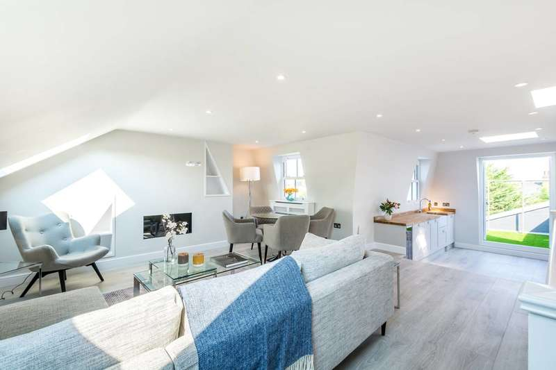 4 Bedrooms Flat for sale in Fontenoy Road, Clapham, SW12