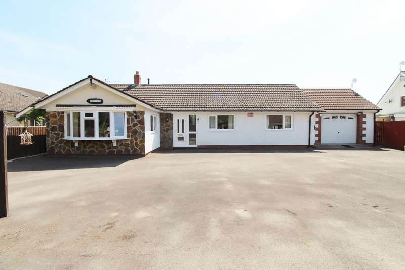 3 Bedrooms Detached Bungalow for sale in Goldcliff, Newport, NP18