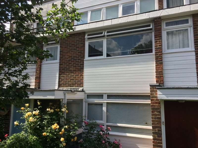 4 Bedrooms Terraced House for sale in Hyndewood, Forest Hill, London, SE23