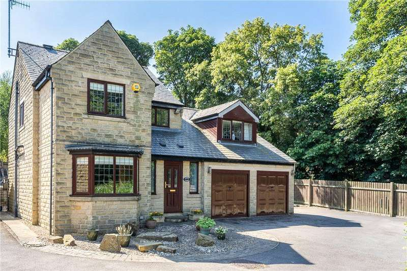 4 Bedrooms Detached House for sale in Fairfax Grove, Yeadon, Leeds, West Yorkshire
