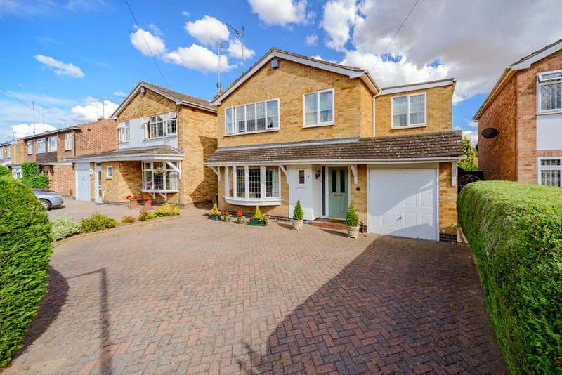 4 Bedrooms Detached House for sale in Fishponds Road, Kenilworth