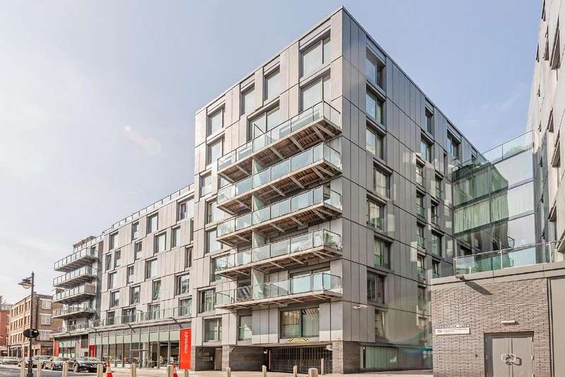 2 Bedrooms Flat for sale in Brewhouse Yard, Clerkenwell