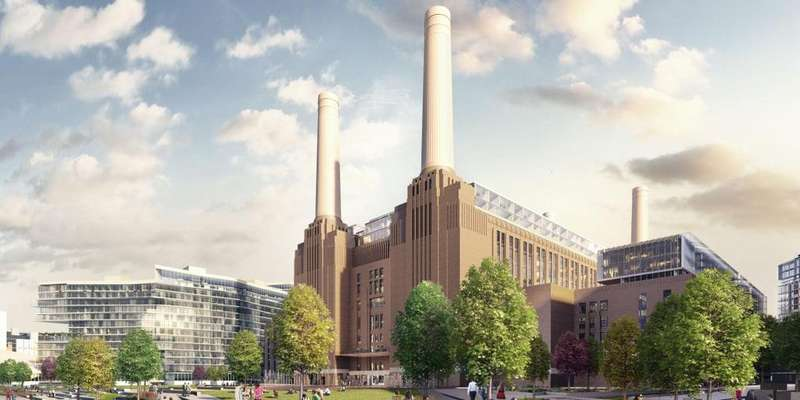 3 Bedrooms Apartment Flat for sale in Battersea Power Station SW11