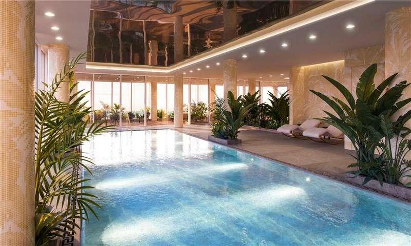 3 Bedrooms Apartment Flat for sale in Aykon London One, 63-71 Bondway, Nine Elms, London, SW8
