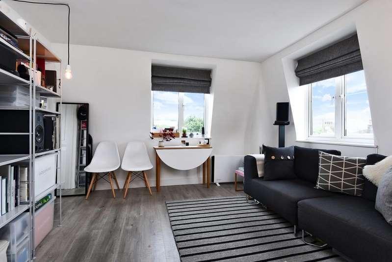 Studio Flat for sale in Blackheath Road London SE10