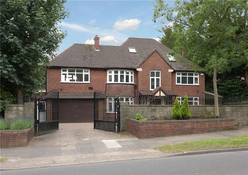 7 Bedrooms Detached House for sale in Hagley Road West, Harborne, Birmingham, West Midlands, B17