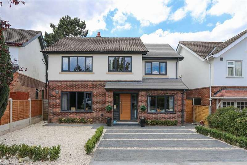 4 Bedrooms Detached House for sale in Cringle Drive, Cheadle, Cheshire